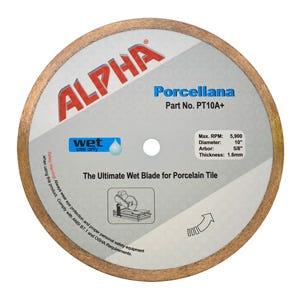 Alpha Tile Blades