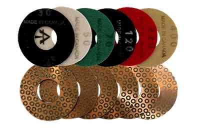 Baby-Rok Diamond Discs