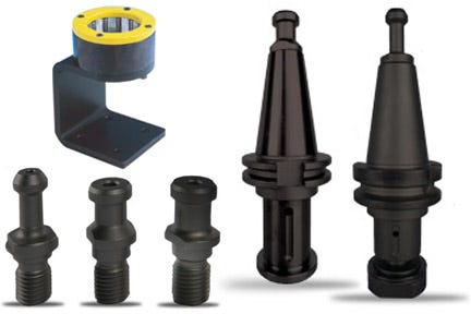 CNC Toolholder Cones