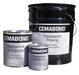 Cemabond Polyesters