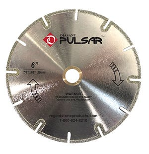 Electroplated Marble Cutting Blades