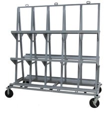 Groves Heavy Duty Backsplash Cart