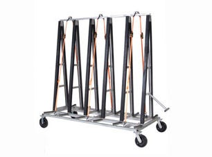 Groves Transport Racks & Shop Carts