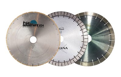 ItalDiamant Bridge Saw Blades