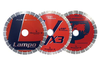 Lampo Series Bridge Saw Blades