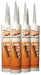Pro Series Silicone Sealant Caulk