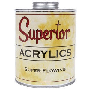 Superior Acrylic - Epoxy Adehsives