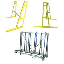 Weha A-Frame Storage Racks