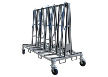 Weha A-Frame Transport & Storage Carts