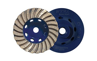 Weha Diamond Cup Wheels