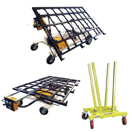 Weha Flip & Tilting Carts