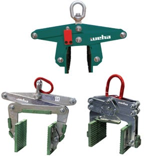 Weha Scissor Lifters for Stone