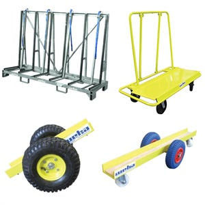 Weha Transport Storage Carts