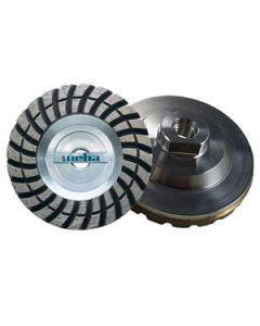 "Weha 4"" Aluminum Turbo Cupwheel Medium"