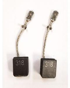 METABO BRUSH SET WEV15-125HT WEV15-125 QUICK