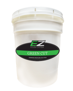 EZ POLISH GREEN CUT 5 GAL