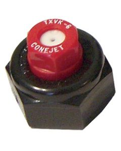 STANDARD CONICAL SPRAY TIP #6 RED, FINE, FOR PATRIOT