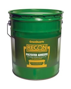 GQ RECON POLYESTER TRANSPARENT FLOWING 5 GALLON