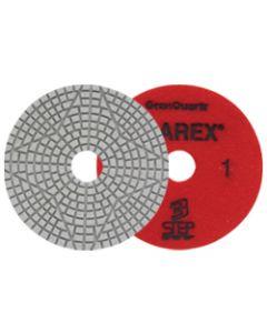 "5"" Diarex 3-Step Hybrid Polishing Pads"
