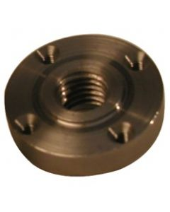 Diarex 4-Hole Flush-Mount Threaded Flanges