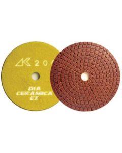 """3"""" Alpha Ceramica EX Polishing Pads"""