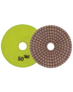 "3"" Dongsin X-Diaflx Copper Dry Polishing Pads"