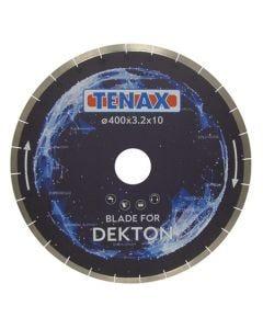 """TENAX DEKTON BLADE 16"""" DIA 60/50 ARBOR"""