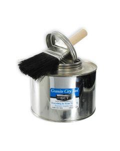 Filler Can Metal Quart w/Brush #70095