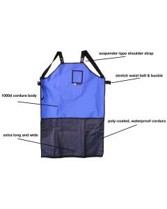 FABRICATOR'S FRIEND DELUXE BULLET PROOF APRON