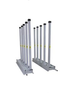 4-W60 PACKAGED BUNDLE RACK 5' OVERALL LENGTH INCLUDES 2