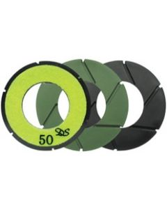 """3-1/2"""" Dongsin Turbo Discs"""
