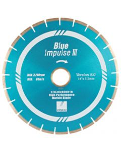 Disco Blue Impulse III Marble Blades, 50/60 Arbor