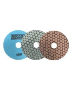 "4"" Recon Dry Polishing Pads"