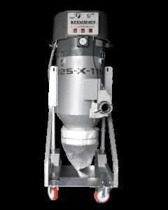 LAVINA V25-X-115 VACUUM 1PH 115V 19.5 AMPS 3.4 HP