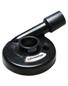 """ERMATOR 5"""" DUST SHROUD KIT SHROUD, CLAMP AND CUP NUT"""