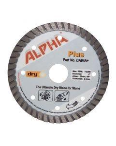 Alpha Plus Dry Cut Blades