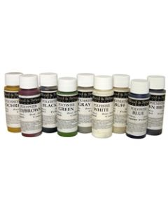 Wood & Stone Colorants for Polyester Adhesives, 2oz.