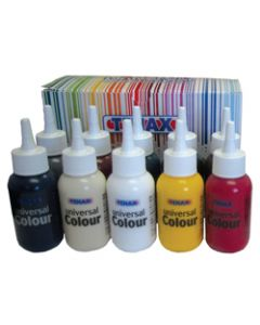 Tenax Universal Colors for Acrylic, Epoxy & Polyester Adhesives, 2.5oz