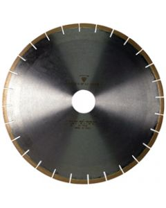 ADI Porcelain and Glass Segmented Bridge Saw Blades, 50/60 Arbor