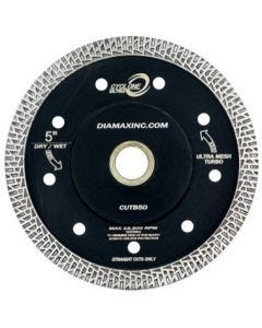 "6"" CYCLONE ULTRA MESH TURBO BLADE 7/8-20MM-5/8 ARBOR"