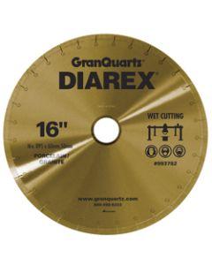 """DIAREX CONTINUOUS BLADE 14"""" X   .125"""" X 10MM X 50/60MM ARBOR"""