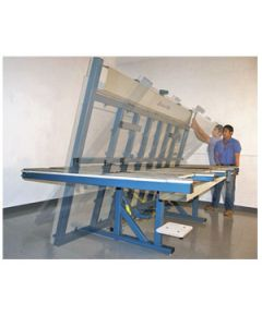 Accuglide EZ-Tilt Fabrication Table