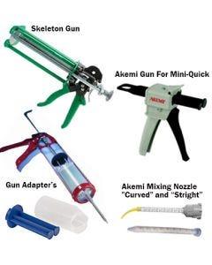 Caulking Guns, Adapters & Nozzles