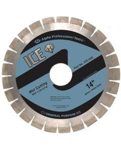 Alpha ICE Bridge Saw Blade