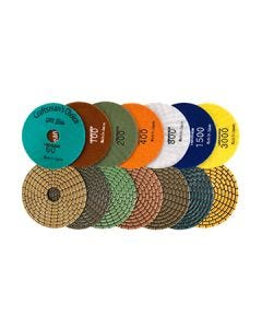 Craftsman's Choice Elite Dry Polishing Pads