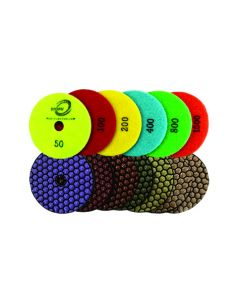 Storm Dry Polishing Pads