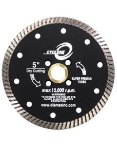 Cyclone Granite Turbo Blades