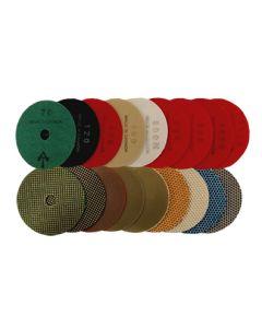 7 Inch Genesis Diamond Discs