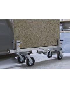 Groves Aluminum Installation Carts