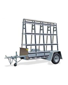 Groves On Site Delivery Trailer - Installation Tools